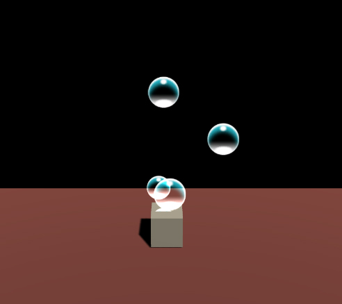 Week 2 – Learning Particle Effects In Unity – I Make Games